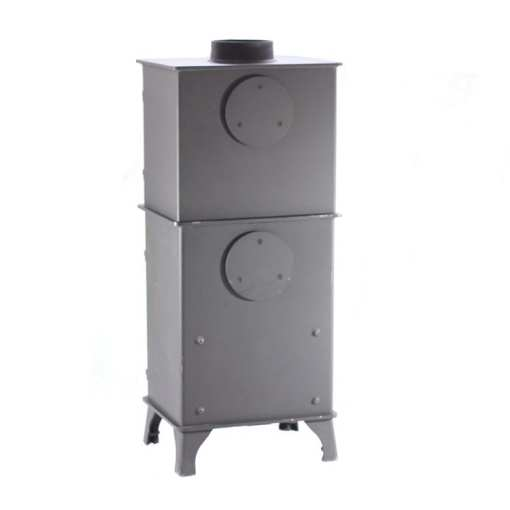 Dwarf 5kw oven rear view
