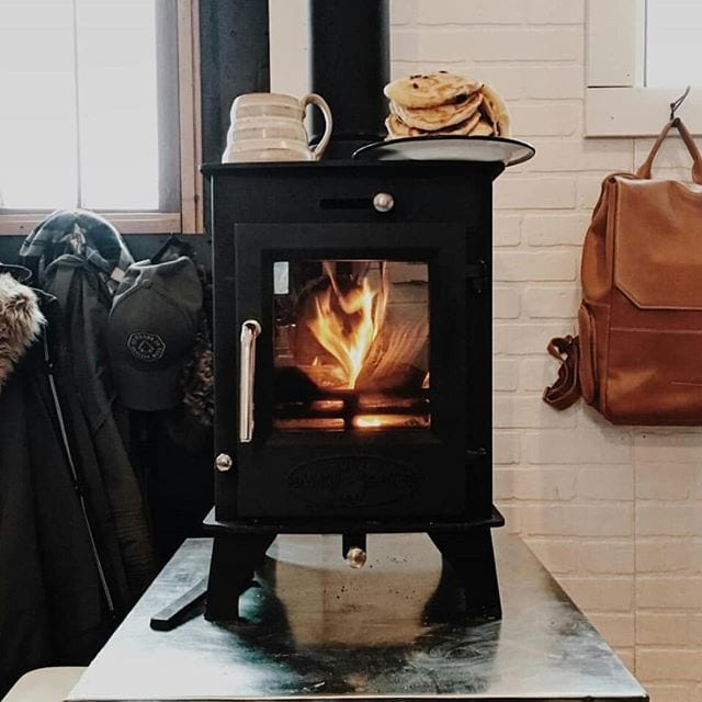 small wood stoves