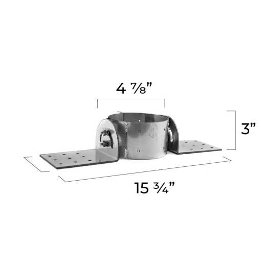3 Inch Roof Support Bracket Measurements