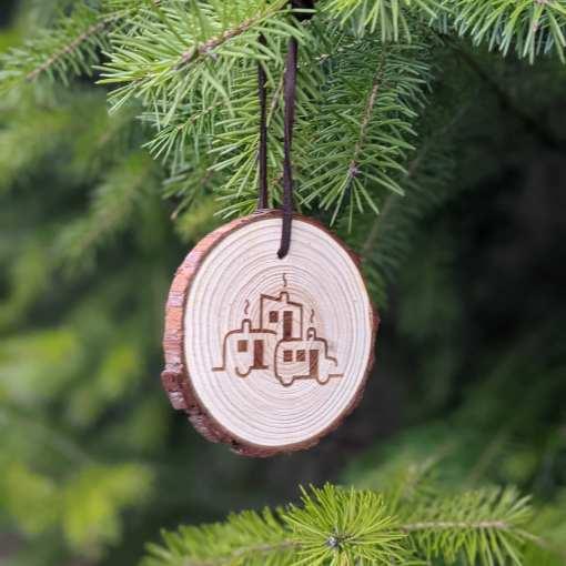 TWS Ornament