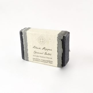 Activated Charcoal Organic Soap Bar