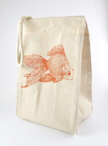 Goldfish Lunch Bag