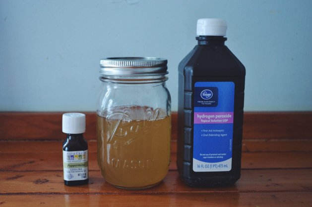 homemade natural mouthwash recipe