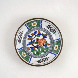Bird & Flower Vintage Soap Dish