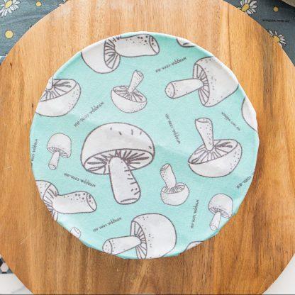 vegan reusable wax food wraps