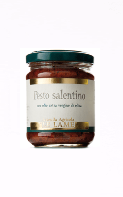 Pesto salentino - Le Lame