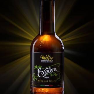 Birra alla canapa Exedra