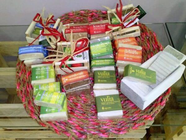 Mirodìa sapone naturale