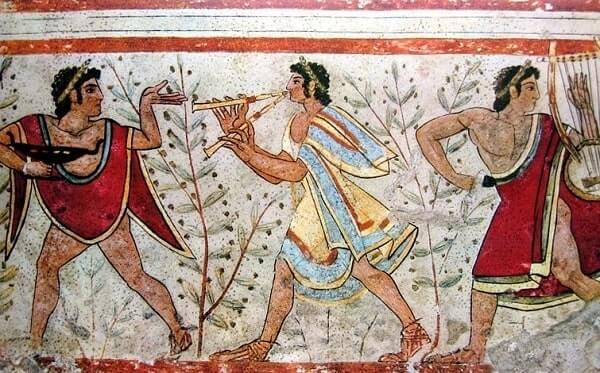 storia olivo etruschi tra musica e olivi