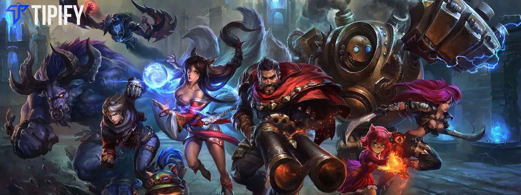League of Legends - Tipify