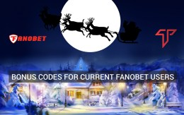 Help Santa for $10 codes at Fanobet.com