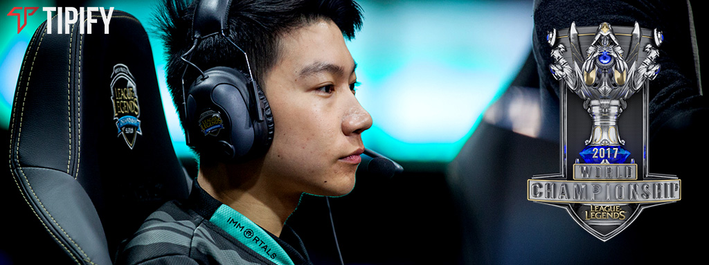 New Players That May Dominate In The LoL Worlds 2017 - Tipify