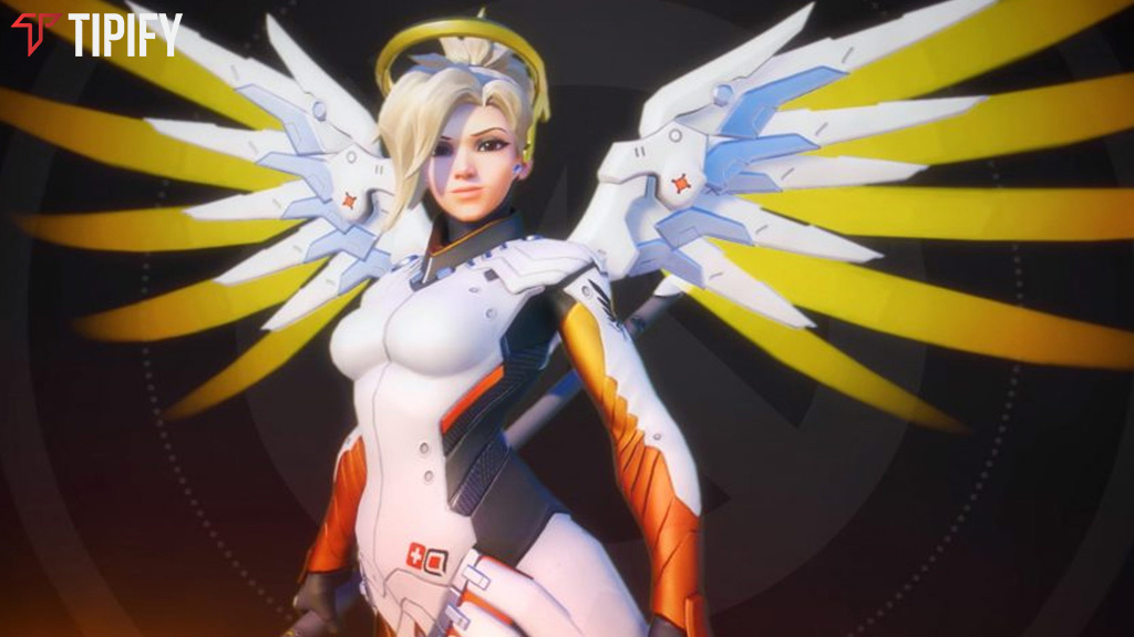 Blizzard Shows Mercy And Nerfs Resurrection - Tipify