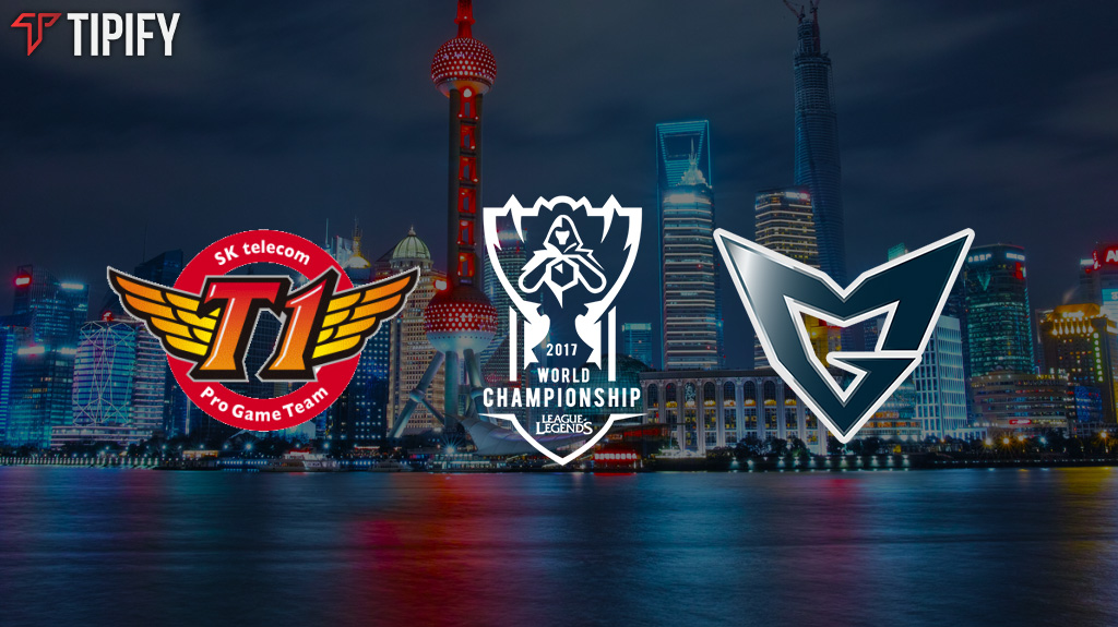 It's Samsung Versus SKT Again: Worlds Finals Rematch - Tipify