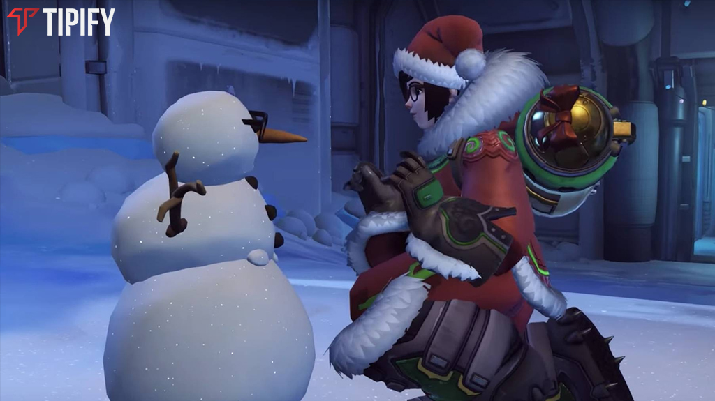 Feel The Winter Breeze On Overwatch's Winter Wonderland Event - Tipify