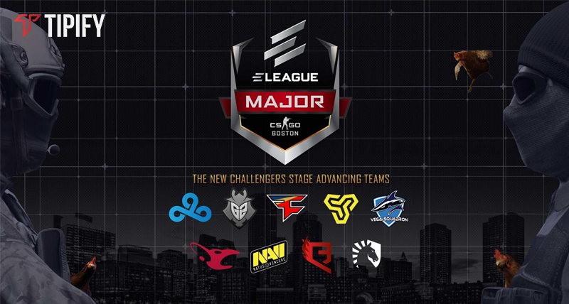 ELEAGUE Major: Boston New Legends Stage Preview - Tipify