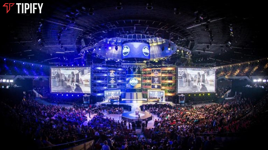 Esports Revenue Globally Reached $655 Million Last Year - Tipify