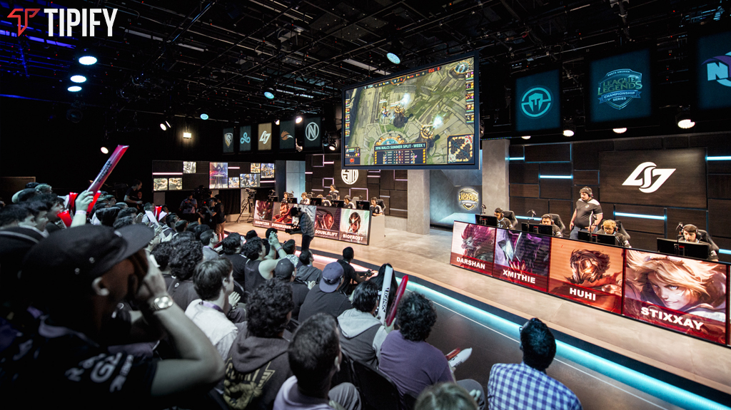 The NA LCS Sunday Matches Now Start At 12 PM PST - Tipify
