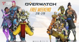 Celebrate Lunar New Year With Overwatch's Free Weekend And Event