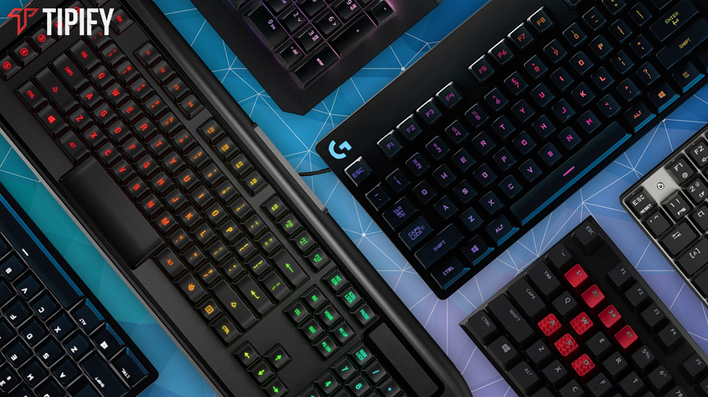 Gaming Equipment Series: Best Gaming Keyboards 2018 - Tipify