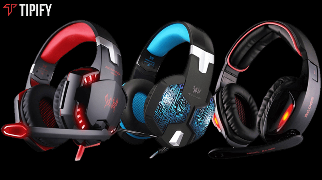 Gaming Equipment Series: Best Gaming Headsets 2018 - Tipify