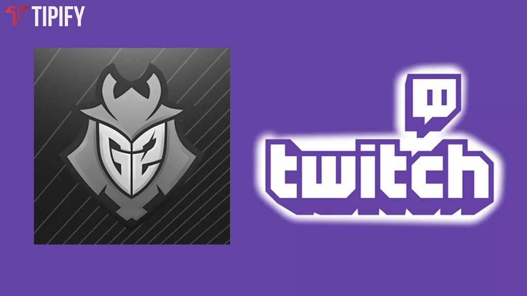 G2 Esports Enters Exclusive Partnership With Twitch - Tipify