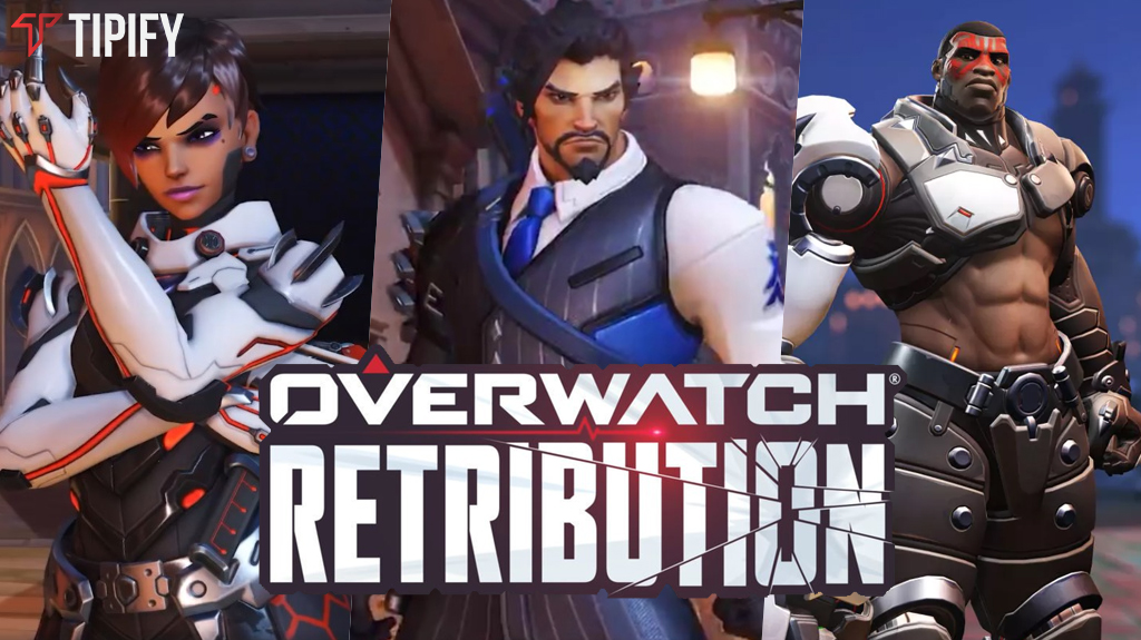 Overwatch Retribution Update: New Themes, Loots, And Skins - Tipify