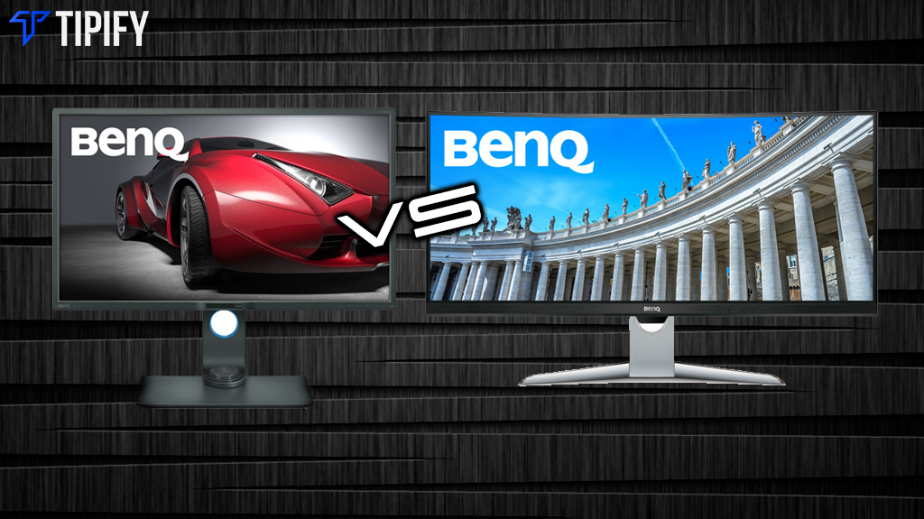 Tech Review Tuesday: BenQ EX3501R vs BenQ PD3200U - Tipify