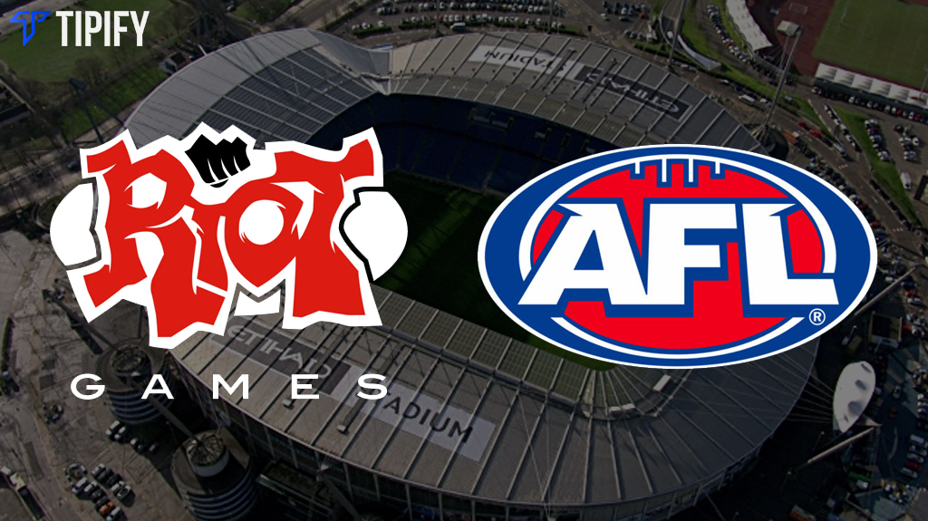 AFL partners With Riot Games To Bring Melbourne LoL Tournament - Tipify