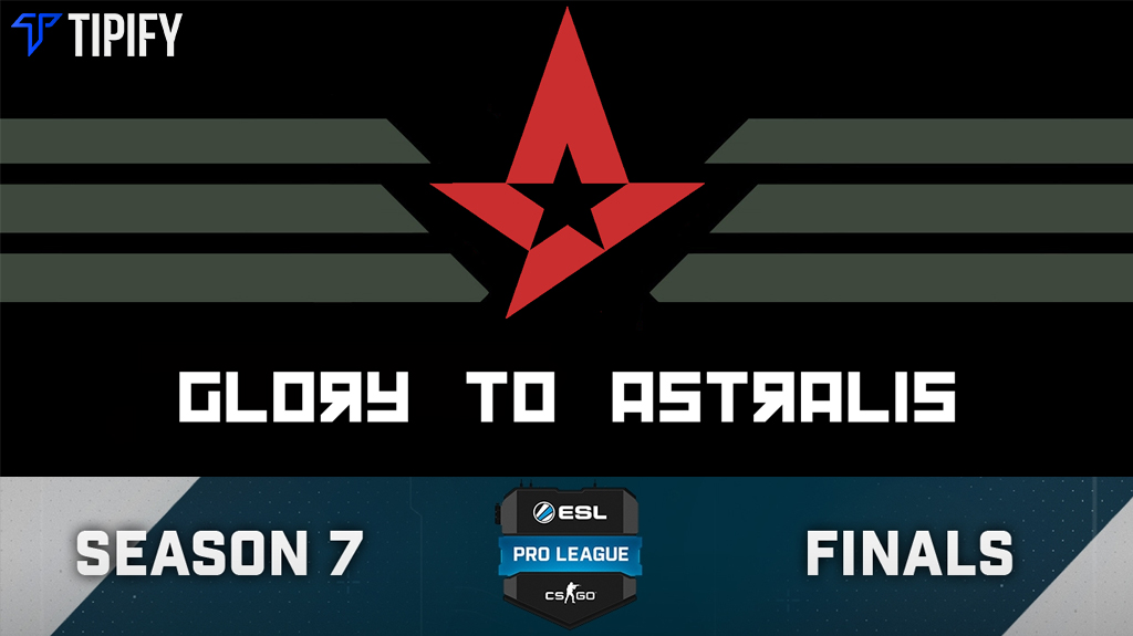 Astralis Wins Second CS:GO Title This Year In EPL S7 - Tipify
