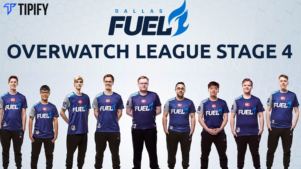 Late Bloomers Dallas Fuel Excels in OWL Stage 4 - Tipify