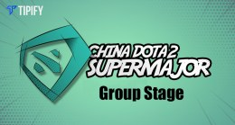 China Dota 2 Supermajor Group Stage Overview