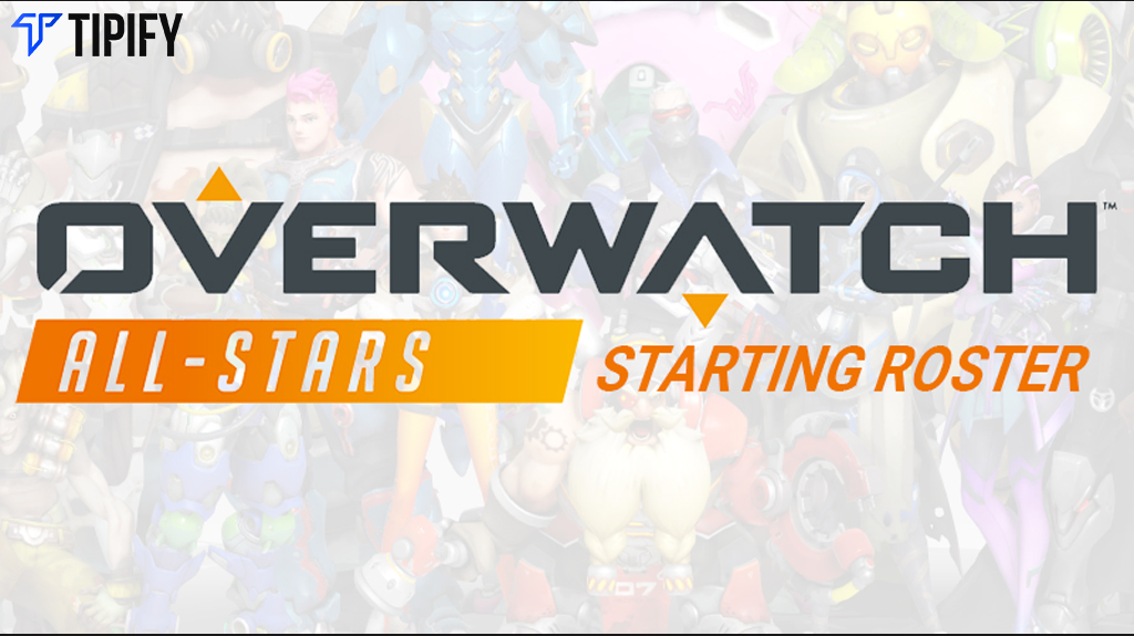 Overwatch All-Star
