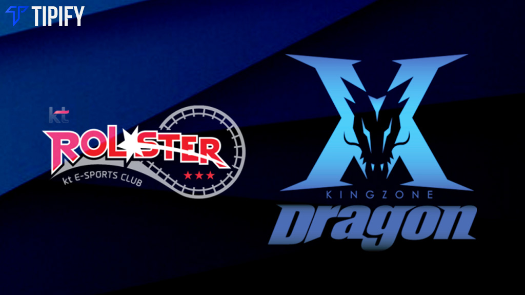 KT Rolster, Kingzone DragonX Dominate LCK Week 1 - Tipify