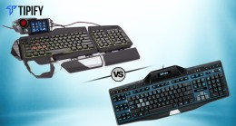 Tech Review Tuesday: Logitech Gaming G510 vs Mad Catz Cyborg Strike 7