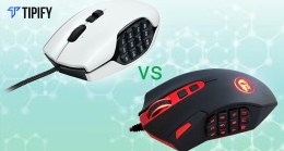 Tech Review Tuesday: Redragon M901 Perdition vs Logitech G600 MMO