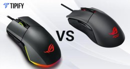 Tech Review Tuesday: Asus ROG Gladius vs Asus ROG Pugio