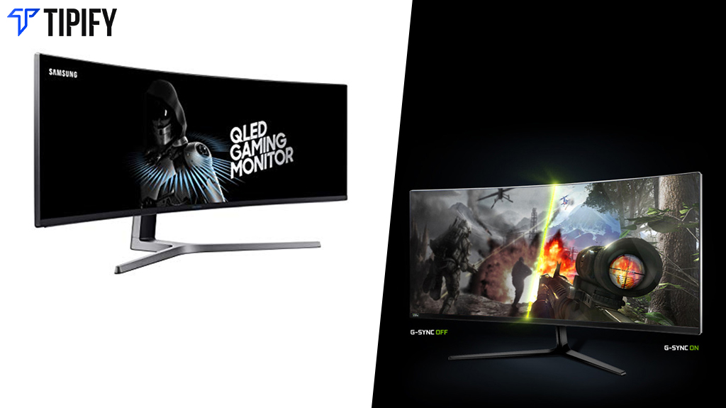 Tech Review Tuesday: Nvidia G-SYNC BFGD vs Samsung CHG90