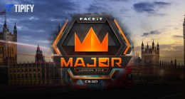 3 Teams Advancing To FACEIT Major Quarterfinals
