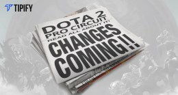 More Adjustments for Dota Pro Circuit 2018-19