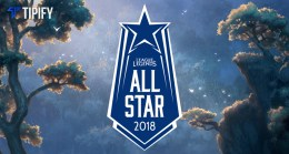 Riot Games Teases League Of Legends All-Star Event