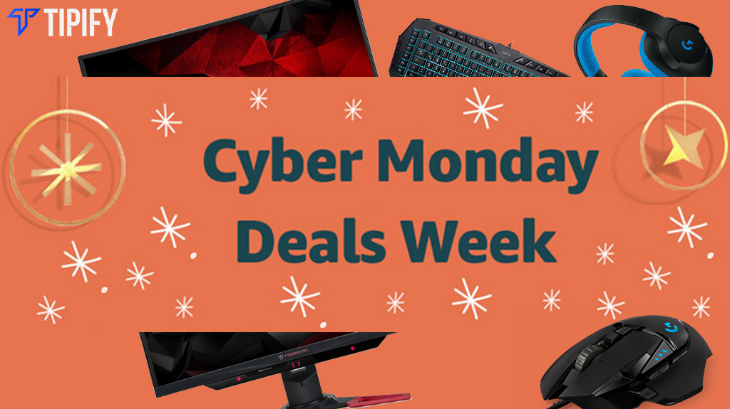 Big Deals, Big Savings At Amazon's Cyber Monday Deals - Tipify