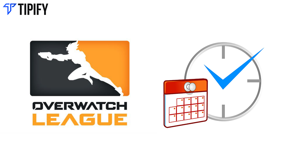 Overwatch League Season 2: Event Schedule - Tipify