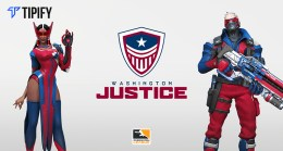 Washington Justice Reveals Branding, Logo, and Roster