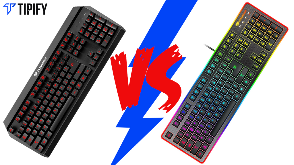 Tech Review Tuesday: Cougar 450K Hybrid vs. Cougar Deathfire EX