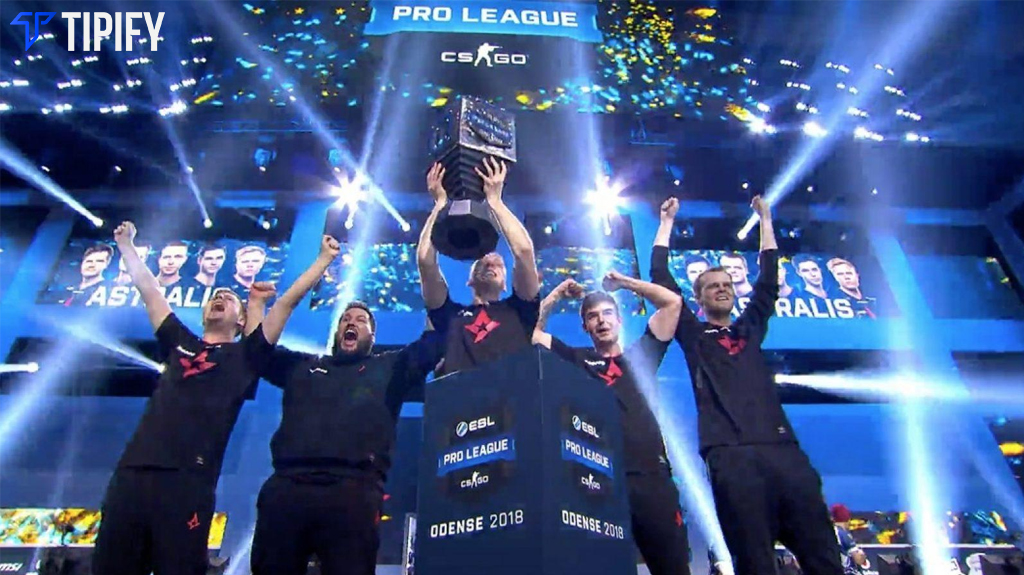 Astralis Becomes First-Ever Team To Win The Intel Grand Slam - Tipify