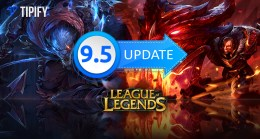 League Of Legends Patch Update 9.5 Teaser