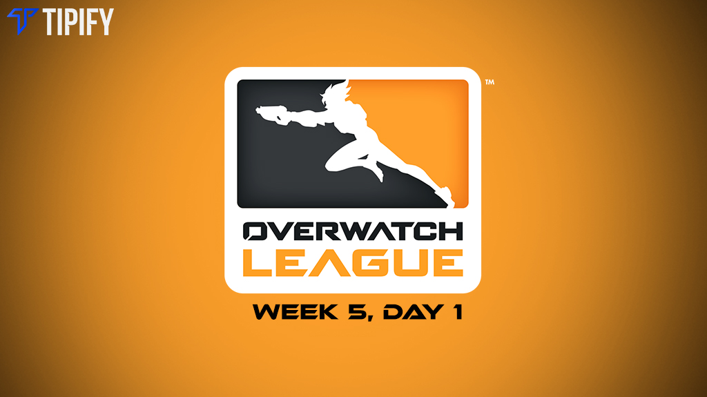 OWL Week 5, Day 1 Most-Anticipated Matches - Tipify