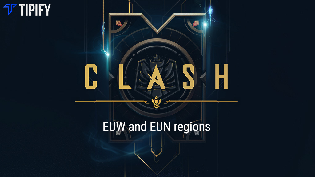 LoL Clash Mode Extended Tests To EUW/EUN Regions - Tipify