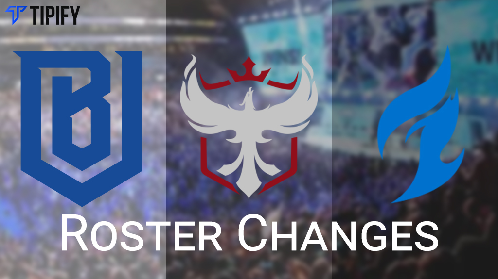 Major Roster Changes For Overwatch League Stage 2 - Tipify